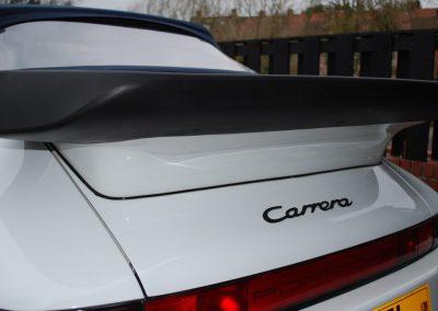 Classic Porsche 911 Carrera